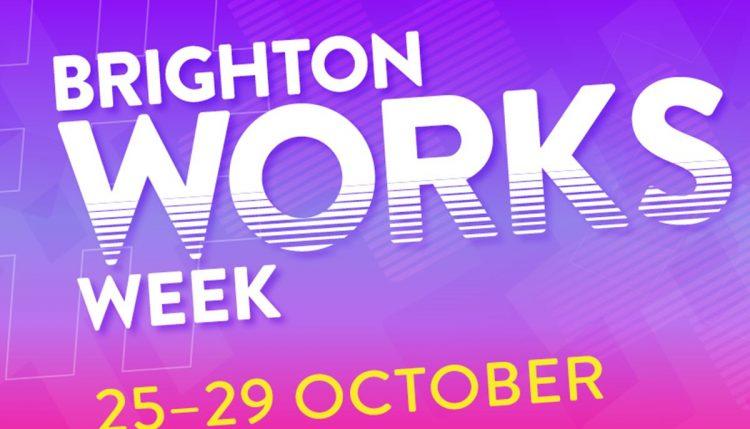 Brighton Works Week graphic