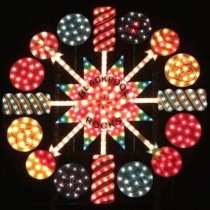 Graphic representing Blackpool Illuminations