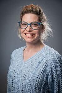 Head and shoulders photo of Mirika Flegg