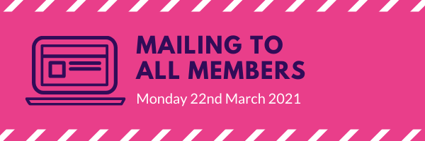 Mailings to all members