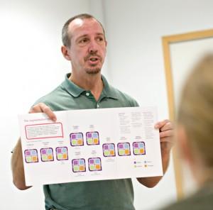 Principal Lecturer, Matthew Wood