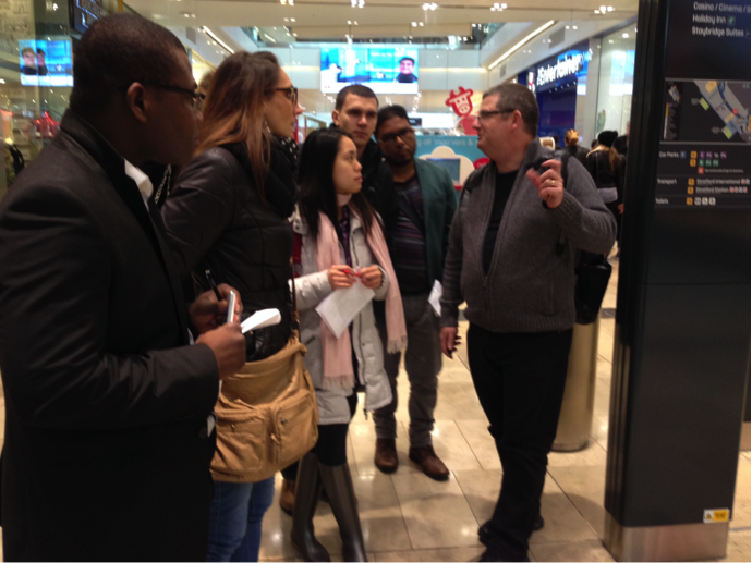 Exploring layout, design and merchandising at Westfield Stratford City shopping centre