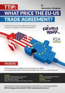 TTIP Poster