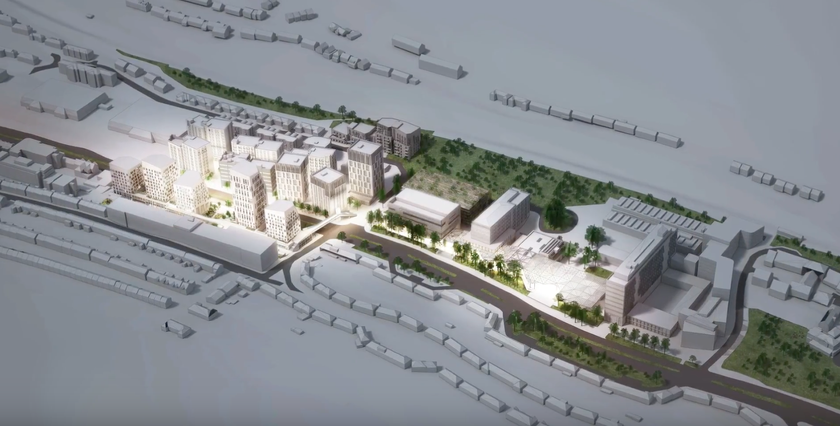 Proposed University of Brighton Campus