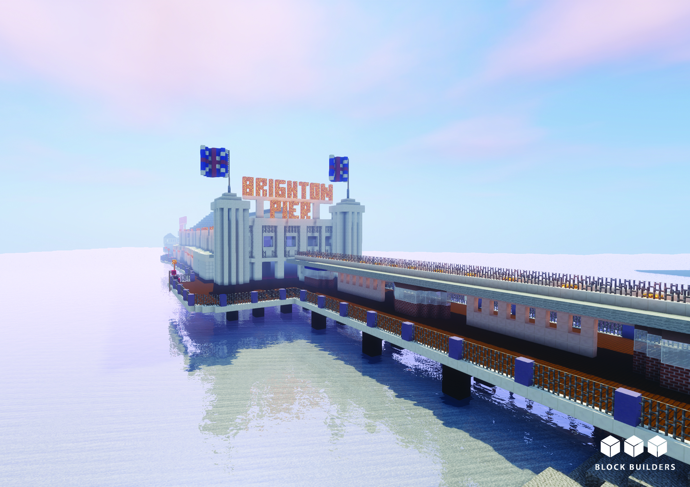 Minecraft version Pier