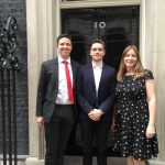 Winning Business School students show Downing Street how we can use wasted food