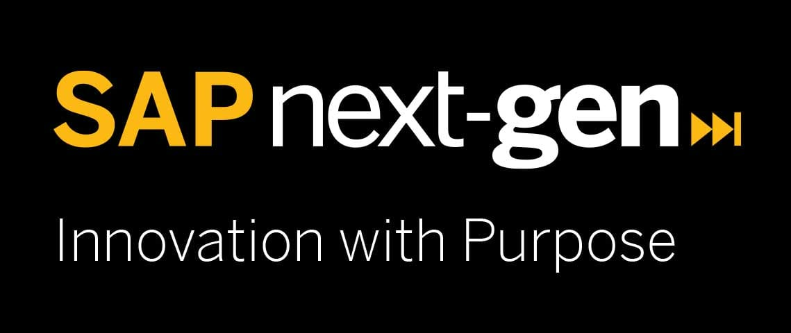 SAP next-gen logo