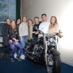 Harley-Davidson and Identity visit discuss event branding
