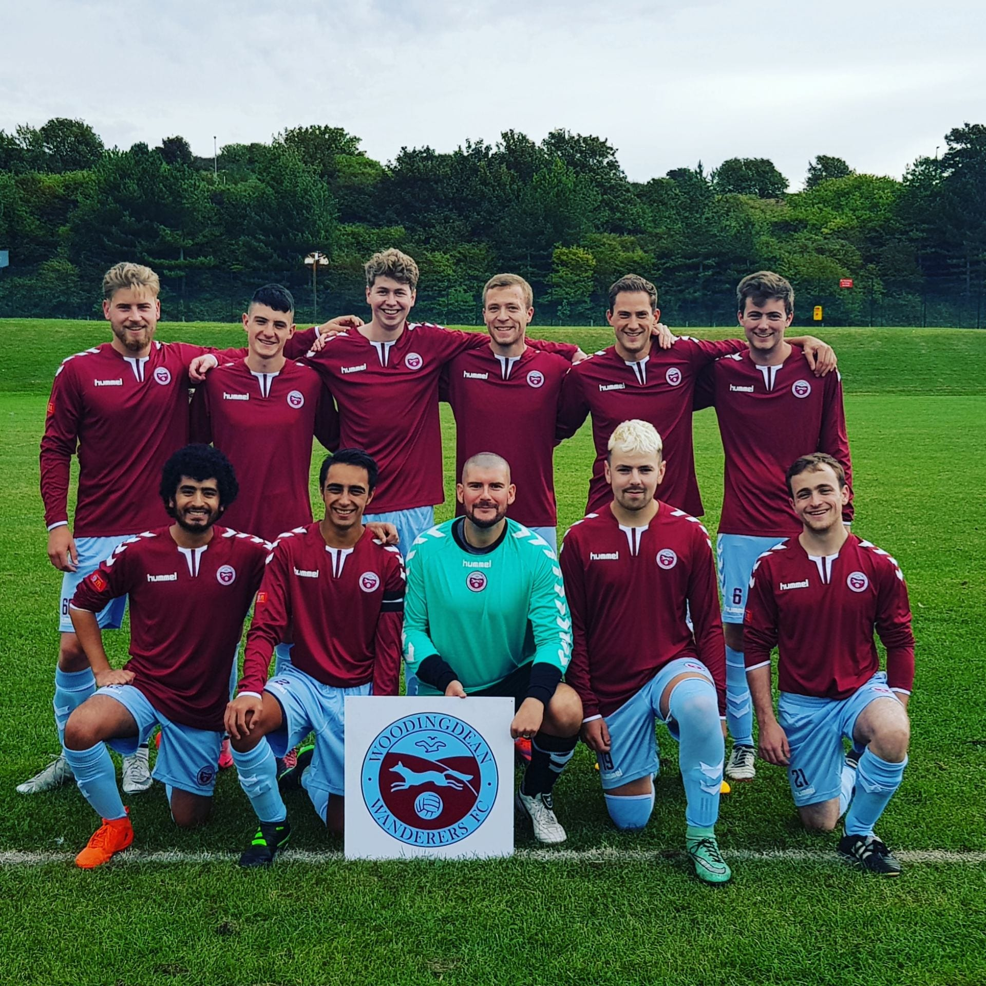 Woodingdean Wanderers Adult Team