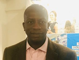 SAP Frank Omare at Brighton Business School