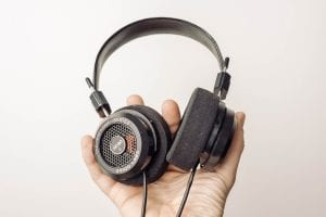 Headphones Audio learner