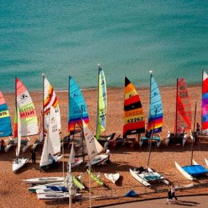Brighton Sailing Club hosts postgraduate social evening