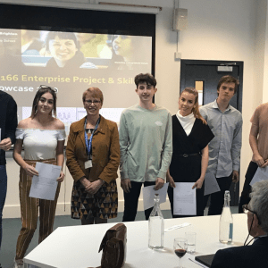 Enterprising students pitch business ideas at ethical showcase