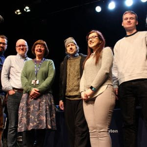 It's students v staff in Radio 4 quiz