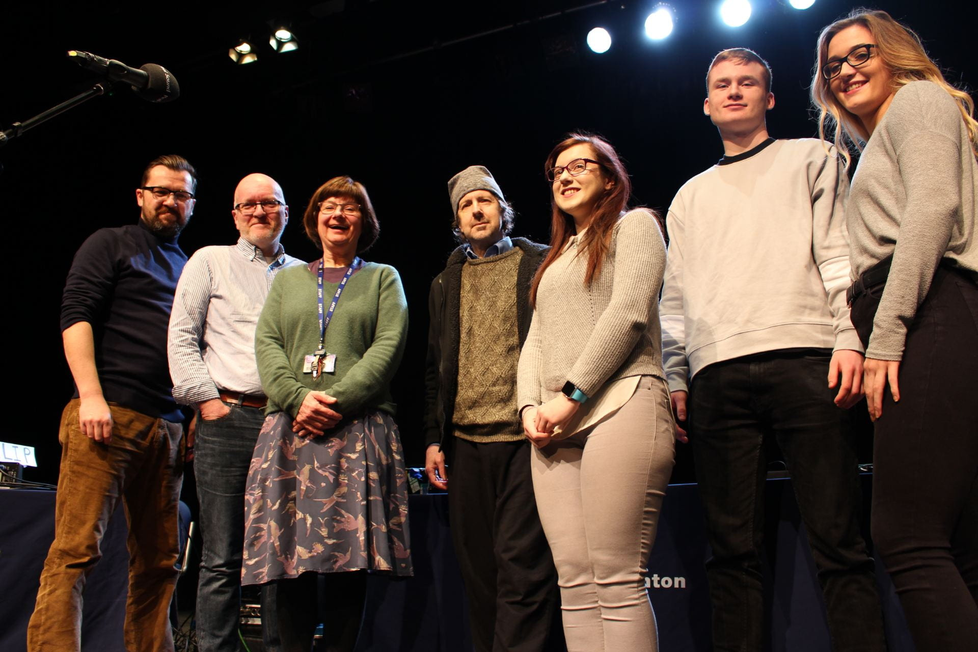 Students vs Staff on Radio 4 Quiz