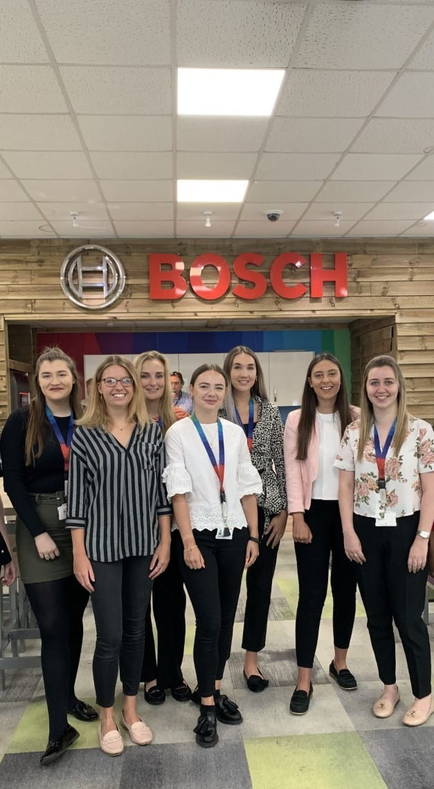 Marketing Interns at Bosch