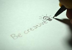 be creative image