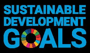 UN development goals logo
