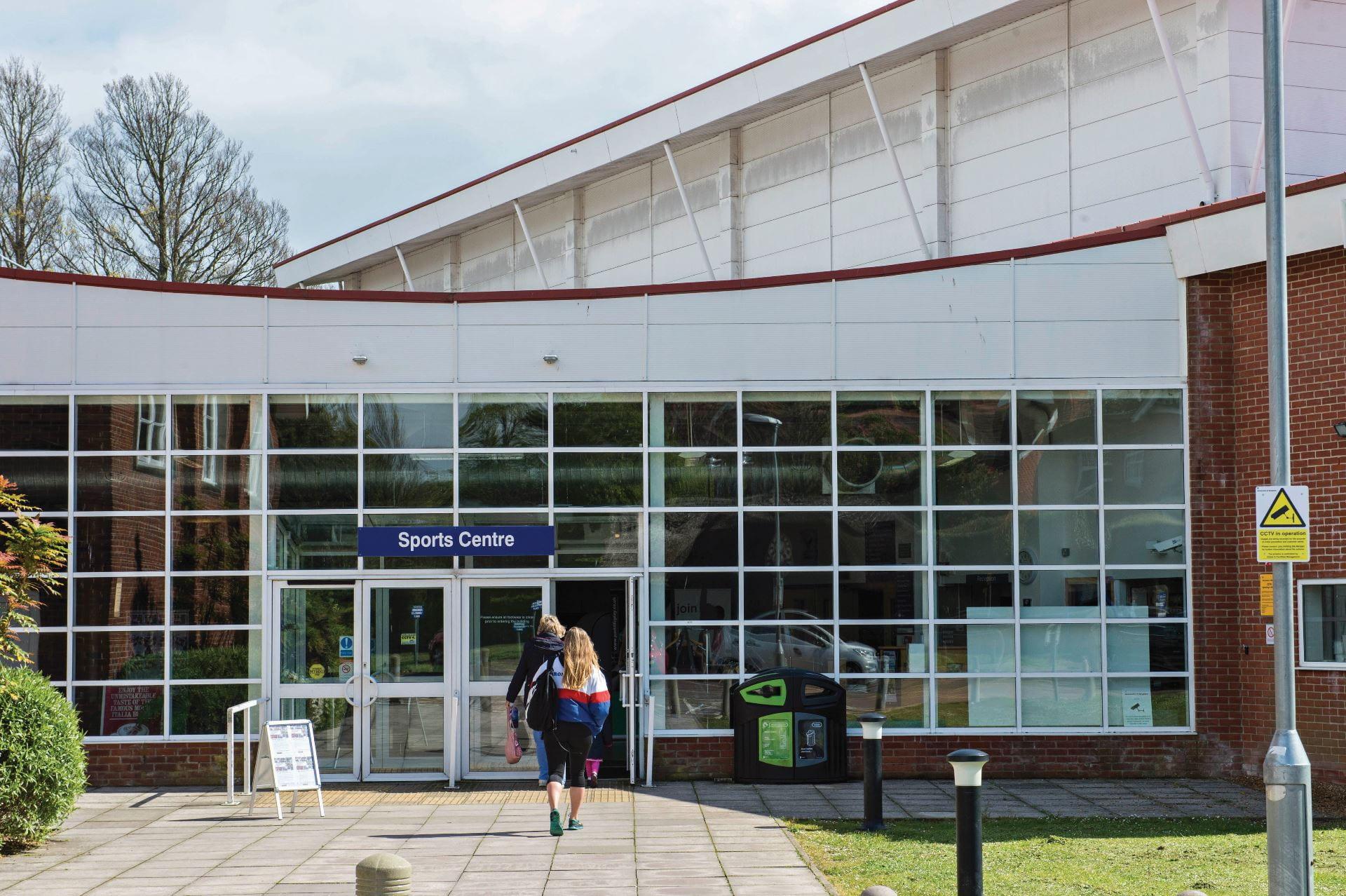 Eastbourne sports centre