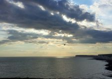 View from Birling Gap/Beachy head to Seven Sisters