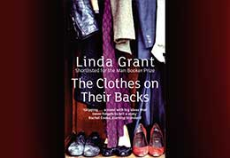 Cover of Linda Grant The Clothes on Their Backs, (Virago, London: 2008)