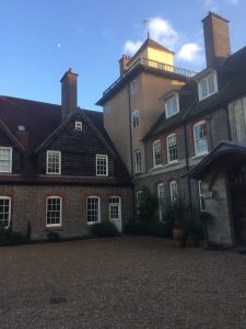 Fig 1. Standen House (image by author)