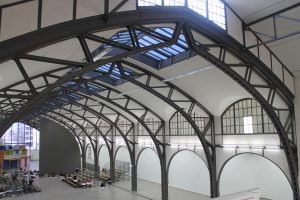 Figure 1: Interior of Hamburger Bahnhof