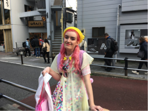 Fig. 1. Streets of Harajuku