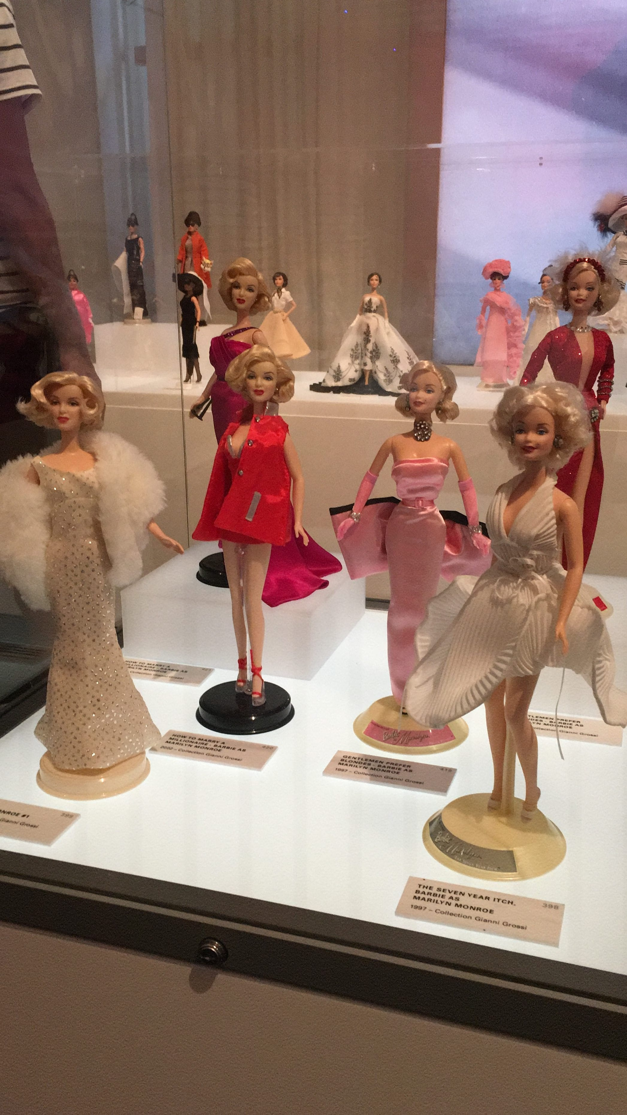 Inside The Barbie Exhibition In Milan forecasting
