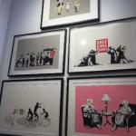 Banksy in Mayfair