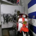 Mod Town Legends: The Lambretta in Brighton Museum and Art Gallery