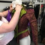 Working at a Fashion, Costume and Textiles Auction House