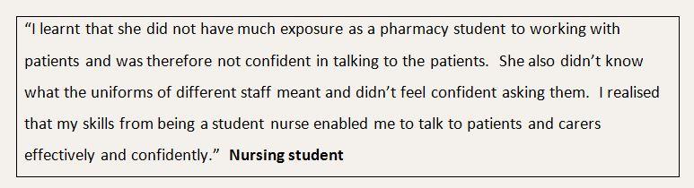 nursing student quote