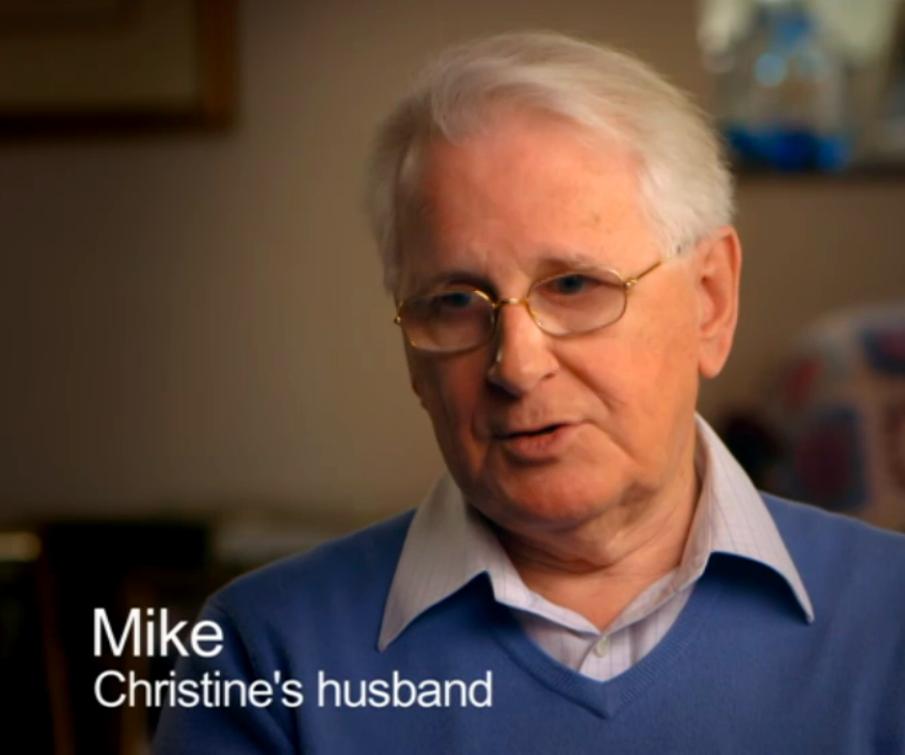 (Figure 11: Mike, Christine's Husband, Channel 4, 2015)