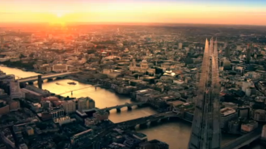(Figure 4: Opening Views of London, Channel 4, 2015)