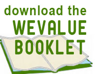 Download the wevalue booklet