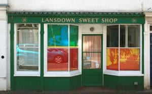 SWEETSHOP front with Primrose Path