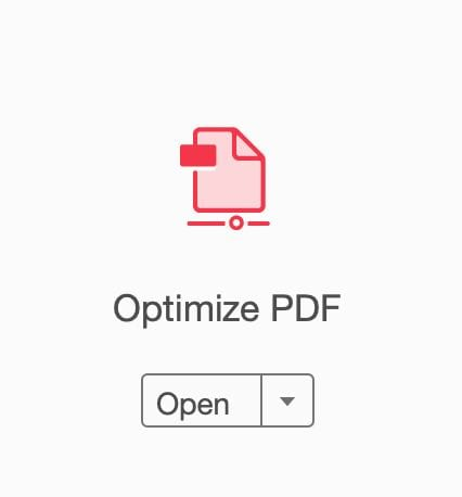 optimize pdf