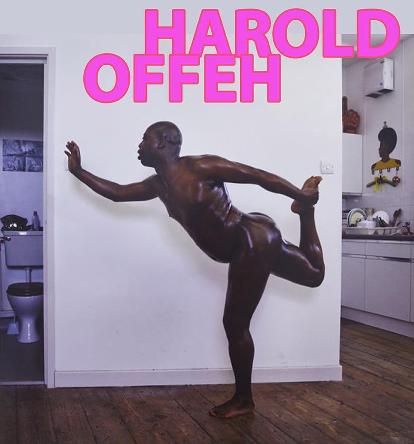 HARROLD OFFEH POSTER