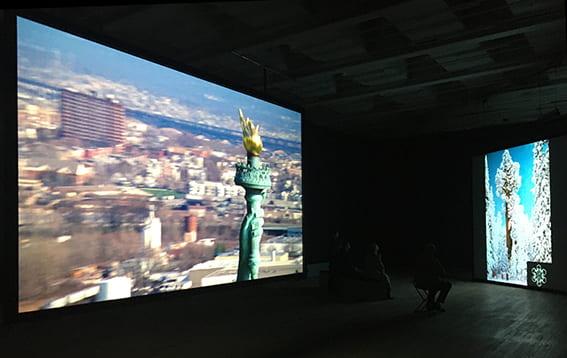 Steve McQueen image Tate show