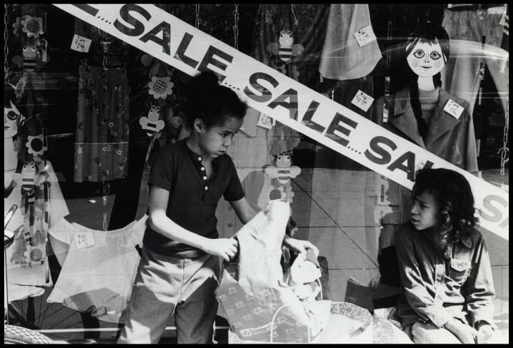 Ming Smith 'Lou Draper's Pick', 1973