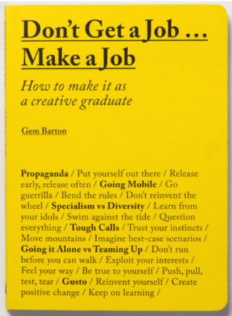 Make a Job bookcover