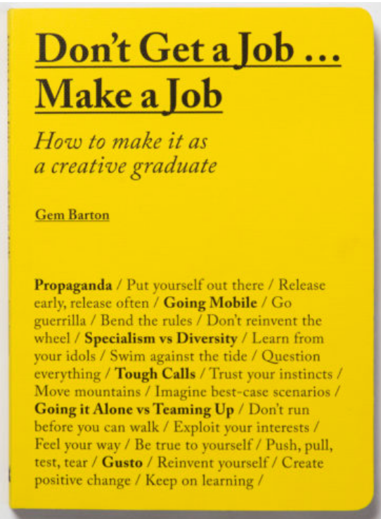 Make a Job bookcover