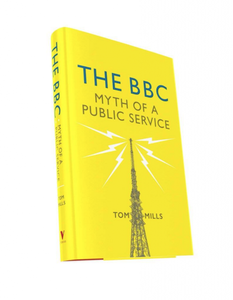 The BBC Myth of a Public Service cover