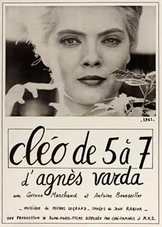 cleo de 5-7 poster