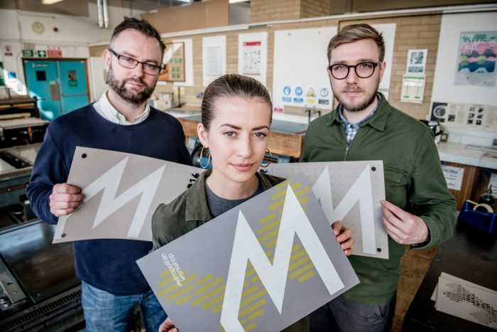 Gavin Ambrose, Chloe Legret and Daniel Glazebrook Metropolitan Workshop