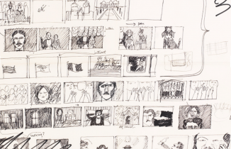 Storyboard untitled, Design Archives