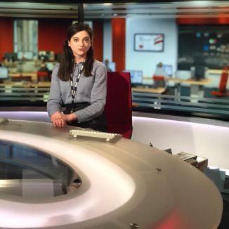 darcey haynes at the bbc