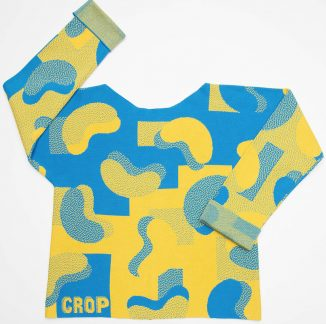 CROP knitwear by Kate Morris