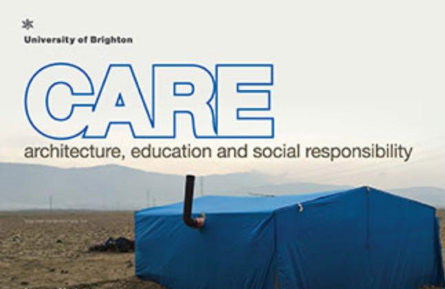 CARE poster for Robert Mull talk